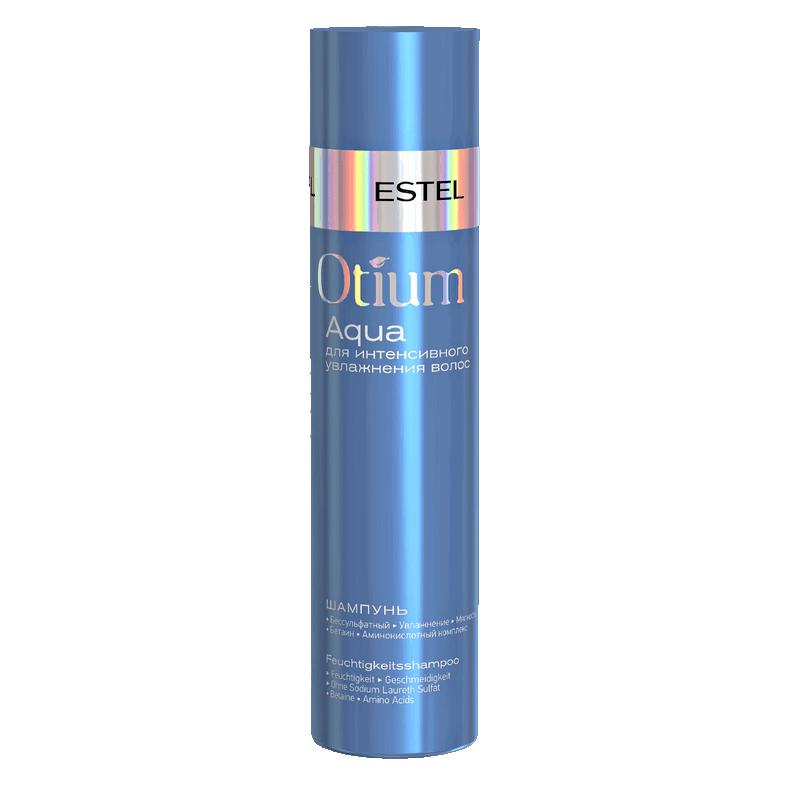 Estel Šampūnas intensyviam plaukų drėkinimui be sulfatų OTIUM AQUA