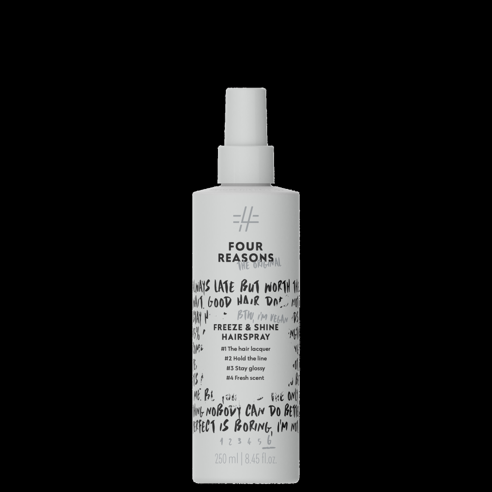 FOUR REASONS ORIGINAL Freeze & Shine Hairspray plaukų lakas 250 ml