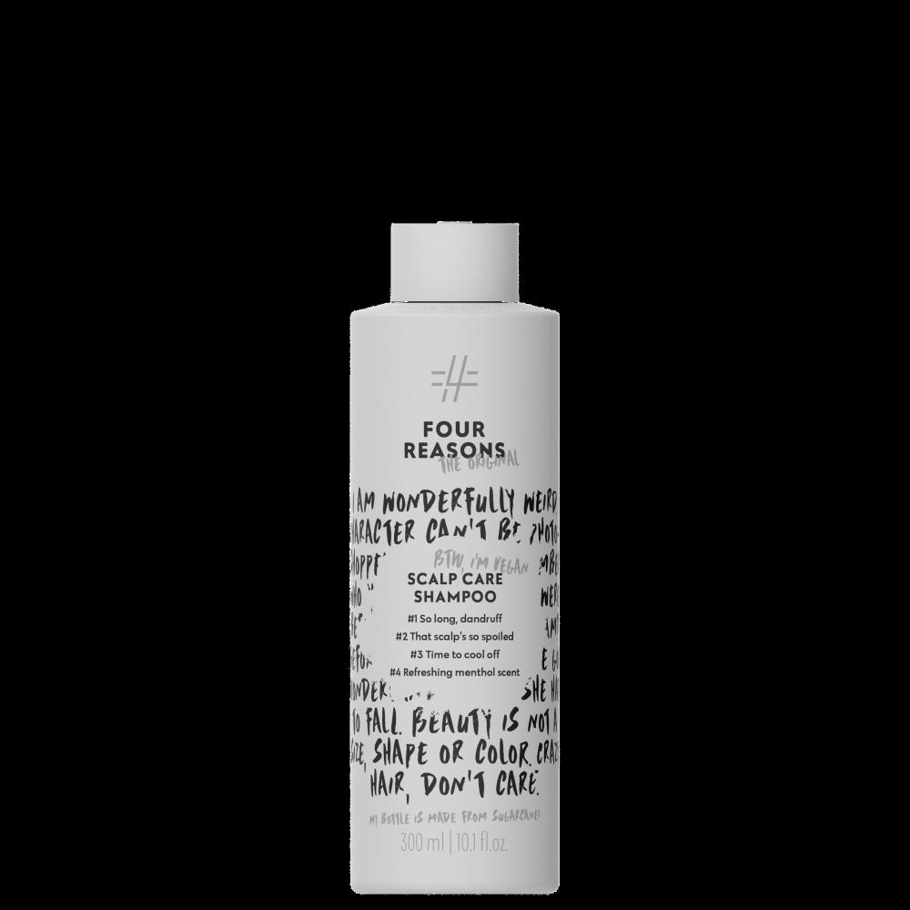 FOUR REASONS ORIGINAL Scalp Care šampūnas galvos odos priežiūrai 300 ml