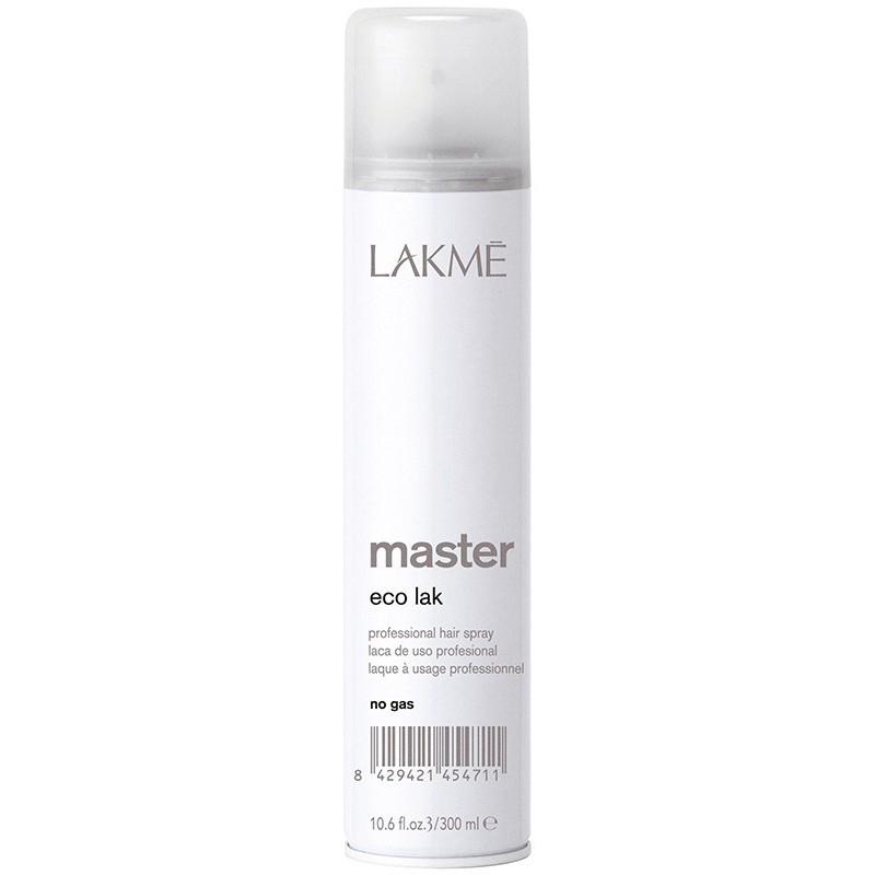 Ekologiškas plaukų lakas Lakme Master