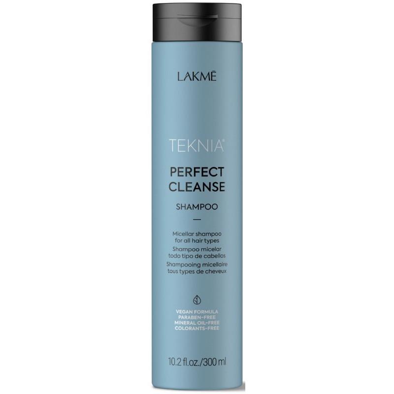Valomasis šampūnas plaukams Lakme Teknia Perfect Cleanse Shampoo, 300 ml