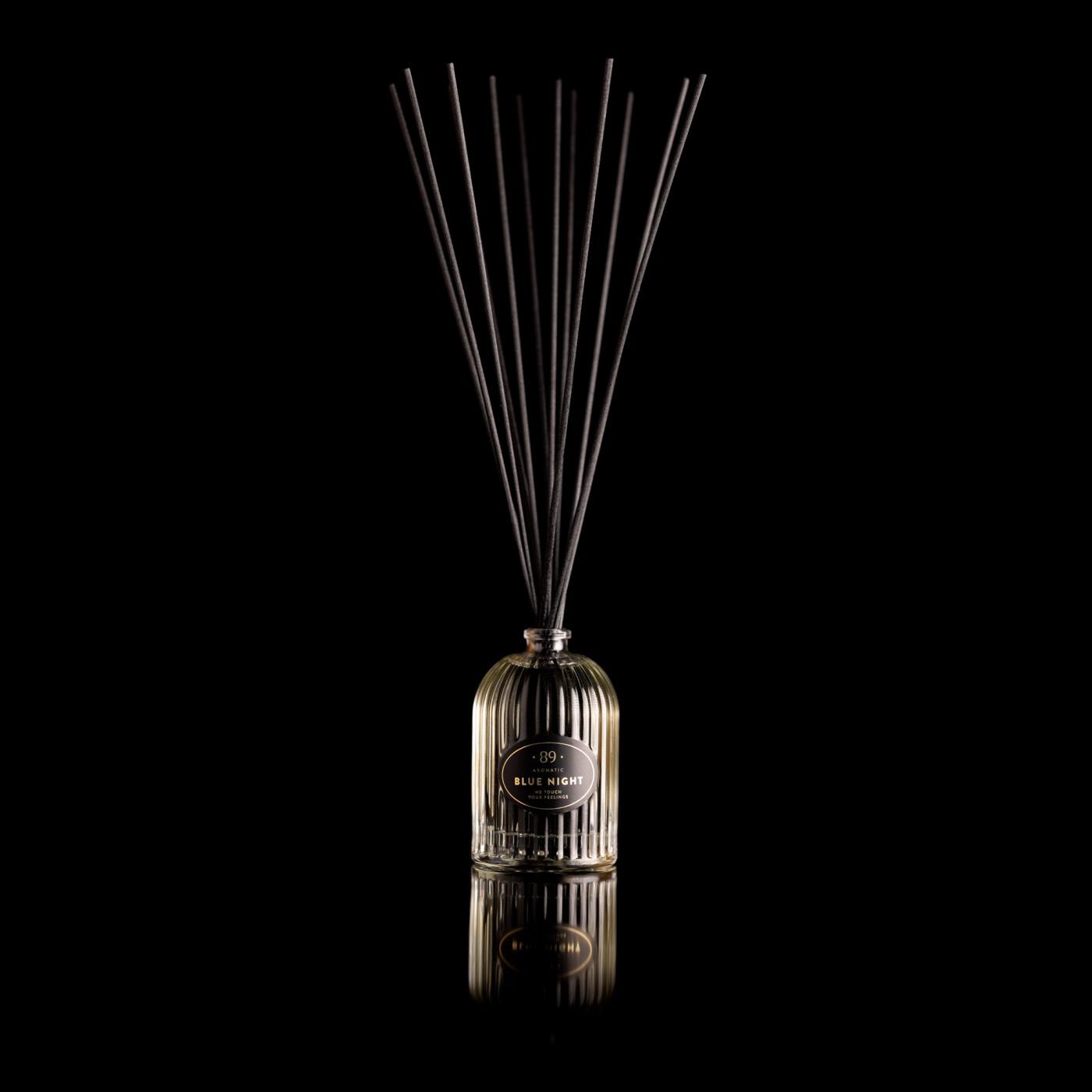 89 AROMATIC namų kvapas su lazdelėmis (RETRO)