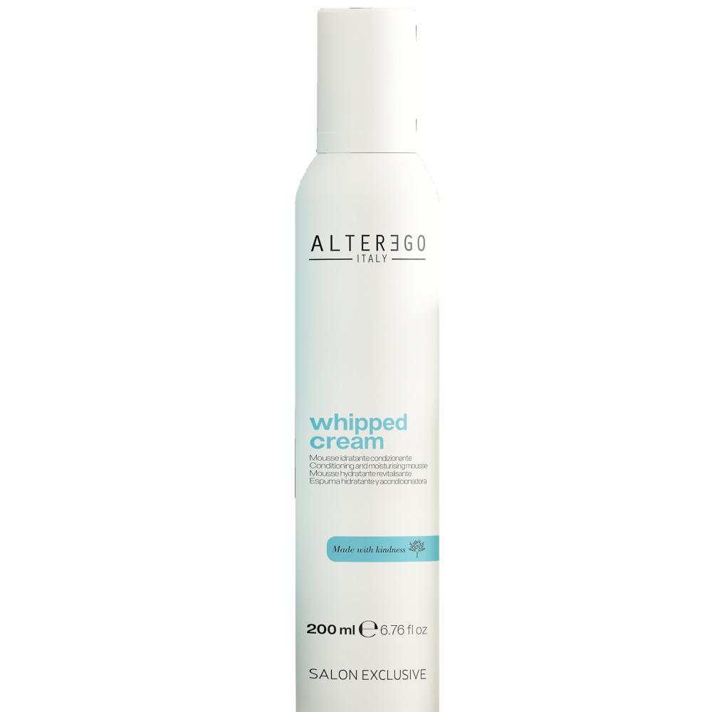WHIPPED CREAMkreminės plaukų putos-kondicionierius, nenuplaunamas, 200 ml