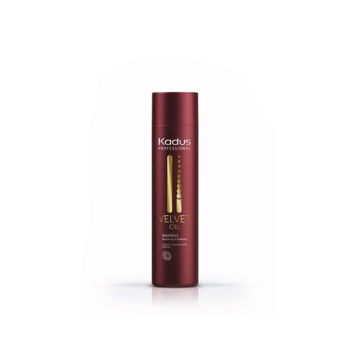 Kadus Professional Velvet Oil Shampoo Švelniai valantis šampūnas