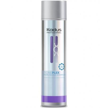 Kadus Professional Toneplex Pearl Blonde Shampoo Atspalvį suteikiantis šampūnas 250ml